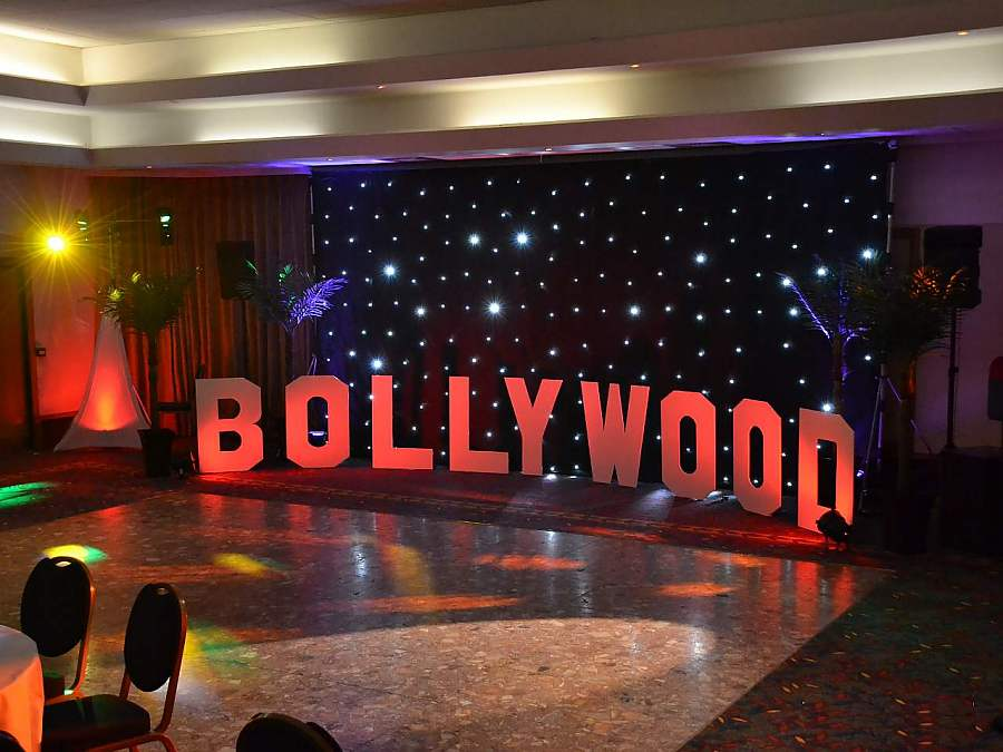 Bollywood and Hollywood - New Years EVE 2015